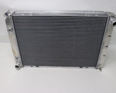 PWR RADIATOR Aluminum 1979- 1983 Ford Mustang Muscle Car