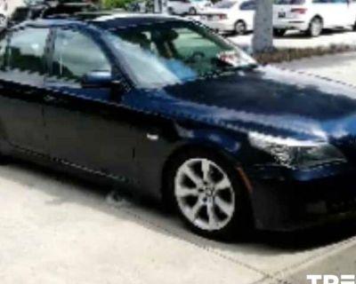 2008 BMW 5 Series 535i