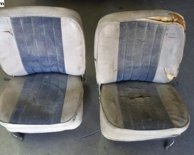 Porsche 911 Original Seats