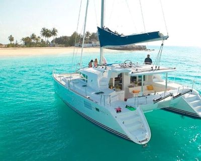 Reduced Rate! 50 Sailing Catamaran - Stock Island