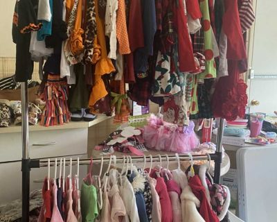 $1 or less infant and toddler girls clothes