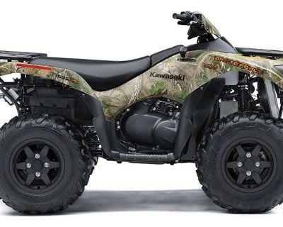 2020 Kawasaki Brute Force 750 4x4i EPS Camo ATV Sport Utility Marlboro, NY