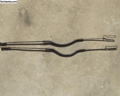 Early Porsche 911 Accelerator Pull Rod Assembly