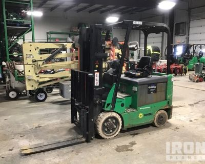 2012 (unverified) Mitsubishi FBC25N 3550 lb Electric Forklift