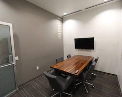 Private Meeting Room for 5 at Roam Dunwoody