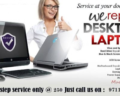 Repair Your Laptop By Dell Service Center Delhi
