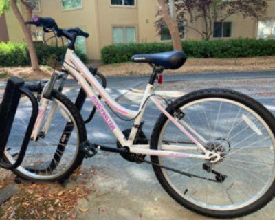 Selling a girls'/women's bike (24-inch wheels)
