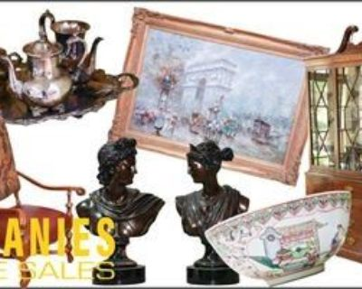 Moving Sale Contents Of A Fine Kennesaw Estate