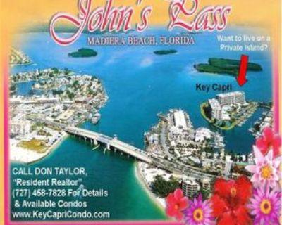 1 Key Capri #706EASTBUI, Treasure Island, FL 33706 2 Bedroom Condo