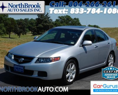 Used 2005 Acura TSX 4dr Sdn AT Navi