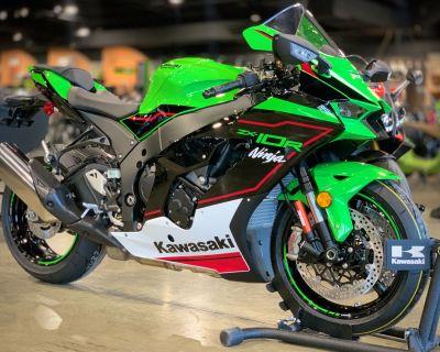 2021 Kawasaki Ninja ZX-10R KRT Edition Supersport Plano, TX