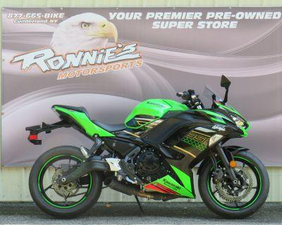 2020 Kawasaki Ninja 650 KRT Edition Sport Guilderland, NY