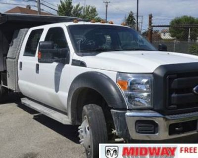 2015 Ford Super Duty F-550 Chassis Cab XL