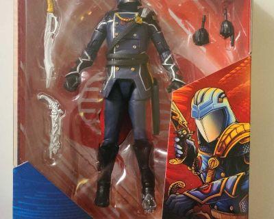 "Hasbro G.I. Joe Classified Series 06 Cobra Commander 6"" line New in box GIJoe"