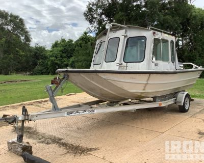 2001 Perf 20 ft Boat