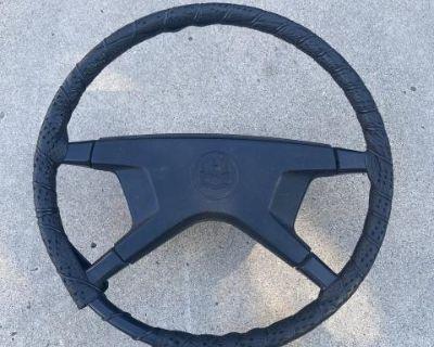 74 thing steering wheel