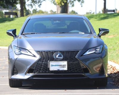 Pre-Owned 2021 Lexus RC RC 350 F SPORT