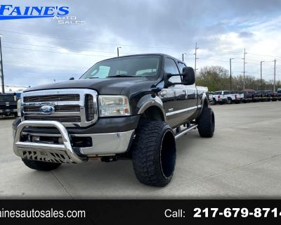 2006 Ford F250SD King Ranch Crew Cab 4WD