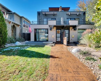 Stunning Contemporary Townhome in Cherry Creek North - Cherry Creek
