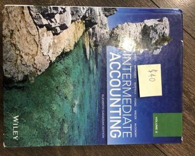 Saskpolytech Accounting textbooks