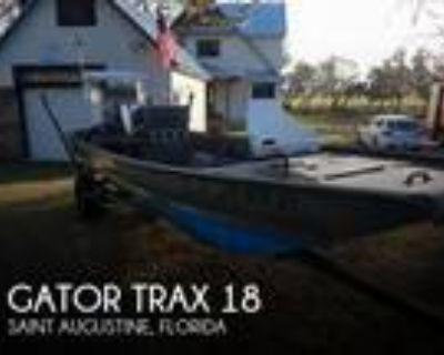 18 foot Gator Trax 18