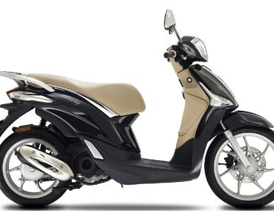 2021 Piaggio Liberty 50 Scooter Shelbyville, IN
