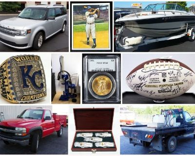 Sporting Chance Combined Estate Auction