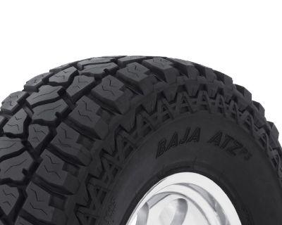 2 brand new tires - Mickey Thompson Baja ATZ P3 | 295/70R17LT