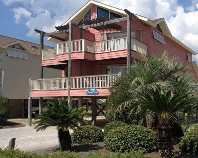 Sun, Beach & Pool - Relax & Enjoy Life @ Ocean's Spell Beach Villa - Gulf Shores