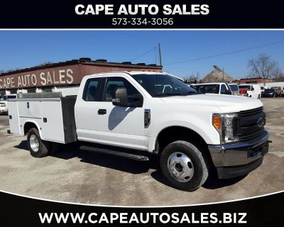2017 Ford F-350 SD Lariat SuperCab Long Bed DRW 4WD