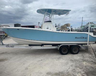 2018 NauticStar Boats 22XS