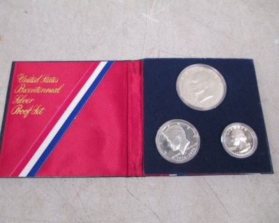 Silver Towle Sterling Department 56 Electronics Coins & More