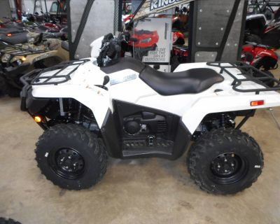 2020 Suzuki KingQuad 500AXi Power Steering with Rugged Package ATV Utility Belvidere, IL