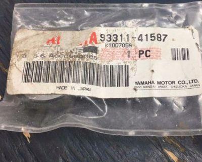 New Yamaha Oem 93311-41587 Bearing Transmission Raptor 350 2005-2013