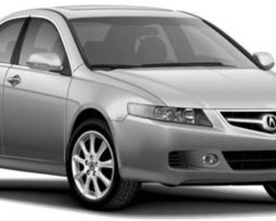 Pre-Owned 2006 Acura TSX Base FWD 4dr Car