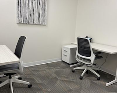 Private Office for 2 at Office Evolution Metro North - Northglenn