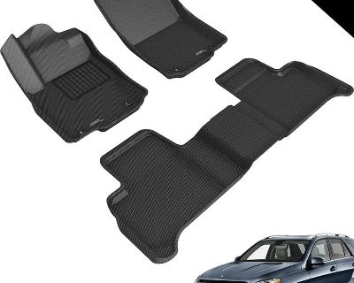 2021 GLE All Weather Floor Mats