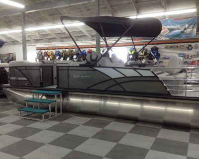 2021 Sylvan 3 DLZ Pontoon Boats Hutchinson, MN