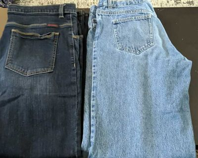 14-16 jeans