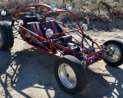 Skat Trak - 4cyl Honda - 4 link suspension