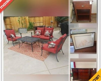 Rocklin Moving Online Auction - Majestic Court