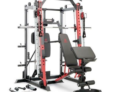 The Marcy Smith Machine / Cage System - SM-4033