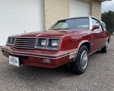 1984 Dodge 600 Series