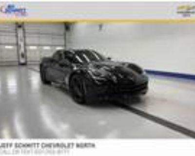 2018 Chevrolet Corvette Black, 8K miles