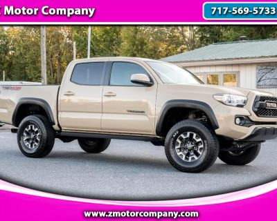 Used 2020 Toyota Tacoma 4WD TRD Off Road Double Cab 5' Bed V6 MT (Natl)