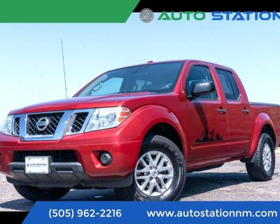 2016 Nissan Frontier 2WD CREW CAB SWB MANUAL S