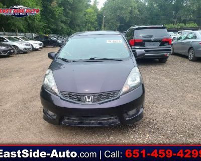Used 2013 Honda Fit 5dr HB Auto Sport