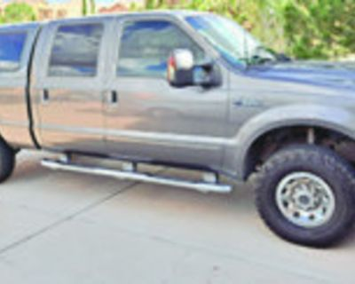 FORD 2003 F-250, Excellent mechanical conditions 172,200 miles, dark shadow grey,...