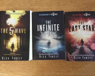 The Fifth Wave Collection by Rick Yancy