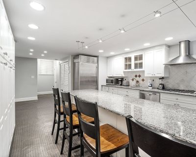 Rittenhouse Mansion -8 beds -Prime Philly Location - Rittenhouse Square